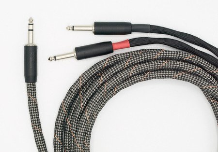 INSTRUMENT CABLES: Sonorus Protect A Twin - kabel stereofoniczny