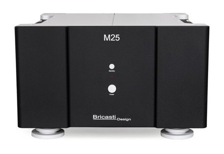 M25 Stereo Power Amplifier