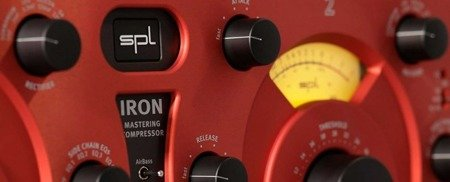 Mastering Series - IRON Mastering Compressor