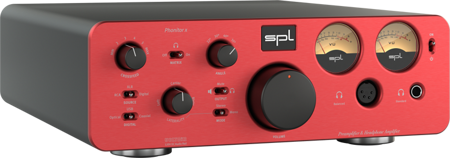 Pro-Fi Series: Phonitor x - Headphone Amplifier and Preamplifier