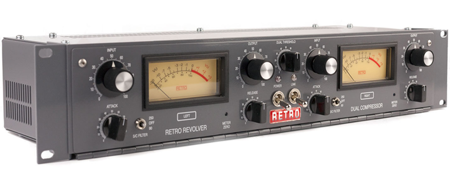 REVOLVER Dual-Channel Tube Compressor