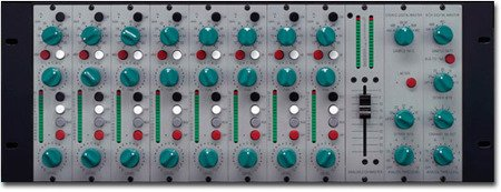 Spider - 8 Channel Mic Pre, Summing, A/D