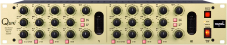 Studio Series - Qure Parametric EQ & Qure-Tube Sound