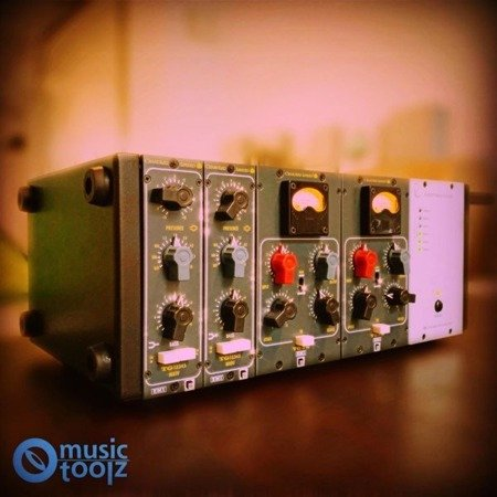 TG12345 MKIV EQ & TG Opto Compressor w lunchboxie R6 (DEMO)
